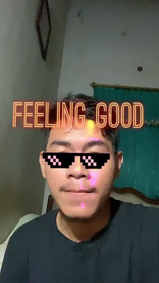 Instagram filter Feeling Good
