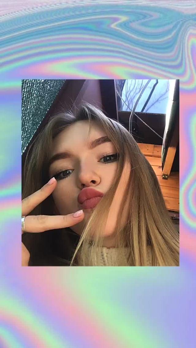 Instagram filter Frame