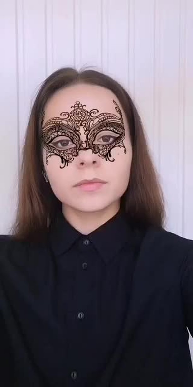 Instagram filter Masquerade