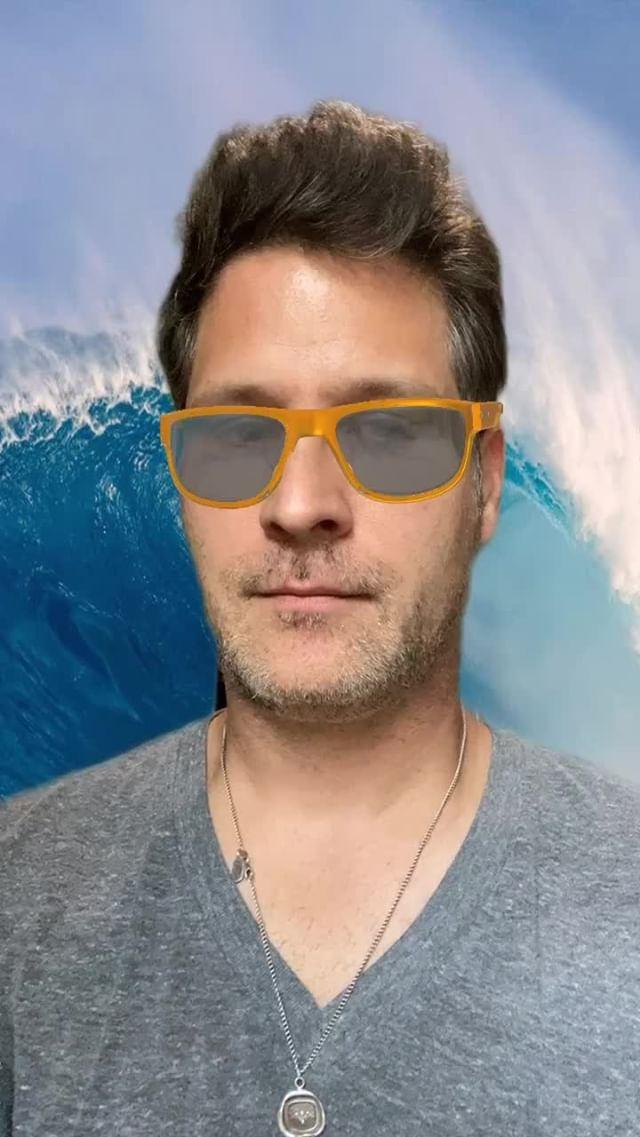 Instagram filter Surfer