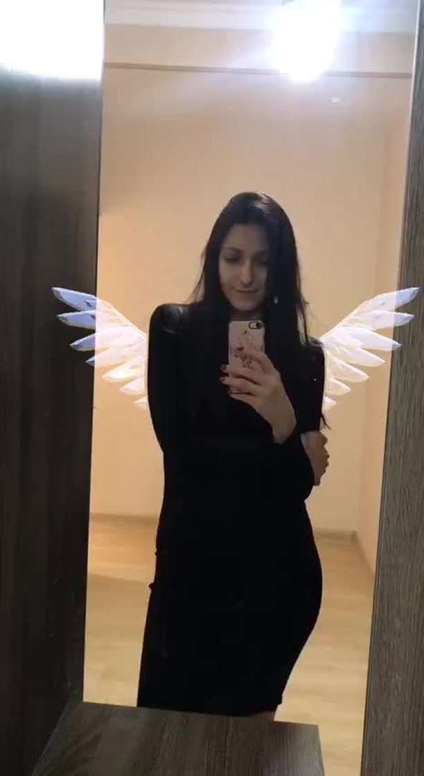 Instagram filter Crystal Angel