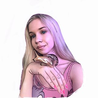 mamkaofsnails Instagram filters profile picture