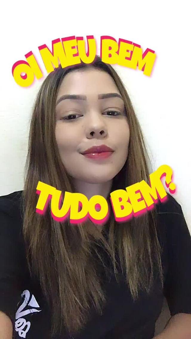 Instagram filter Meu bem Laura Brito