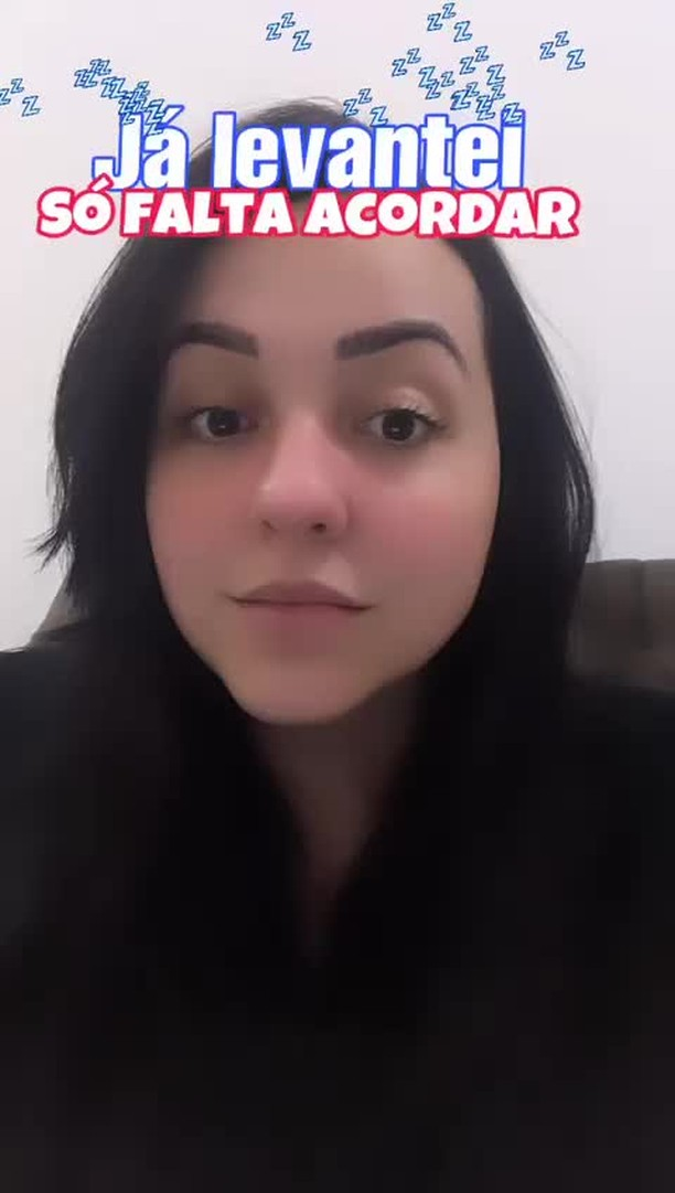Instagram filter Já Levantei