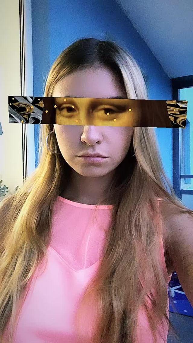 Instagram filter MonaLiza