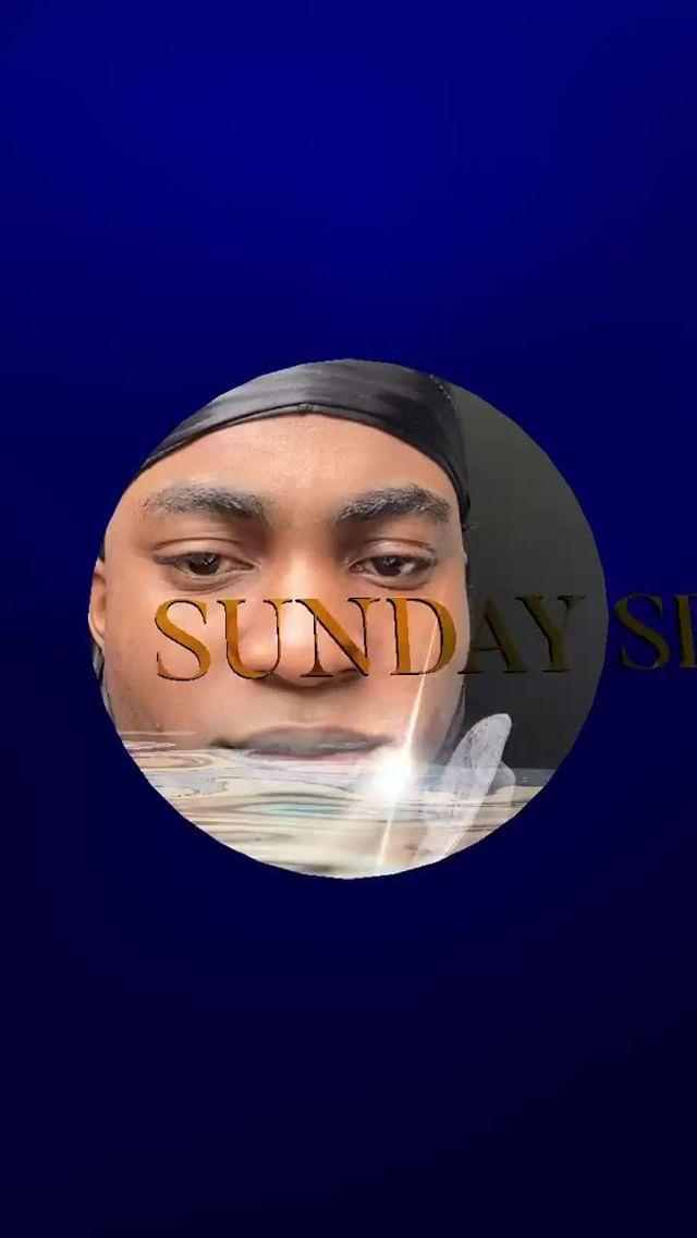 sununguro Instagram filter SUNDAY SERVICE