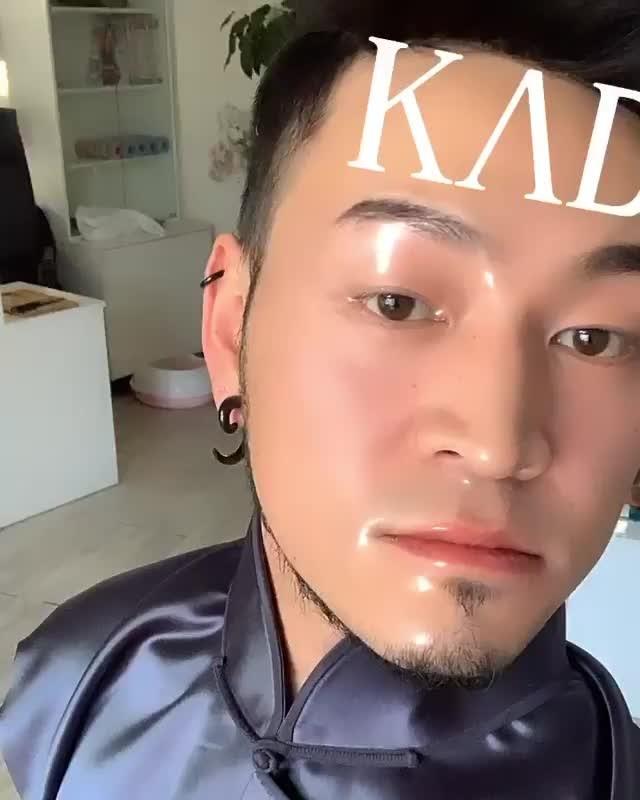 Instagram filter KADR