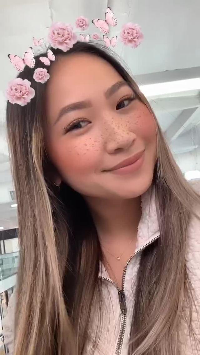 Instagram filter Blush Crush