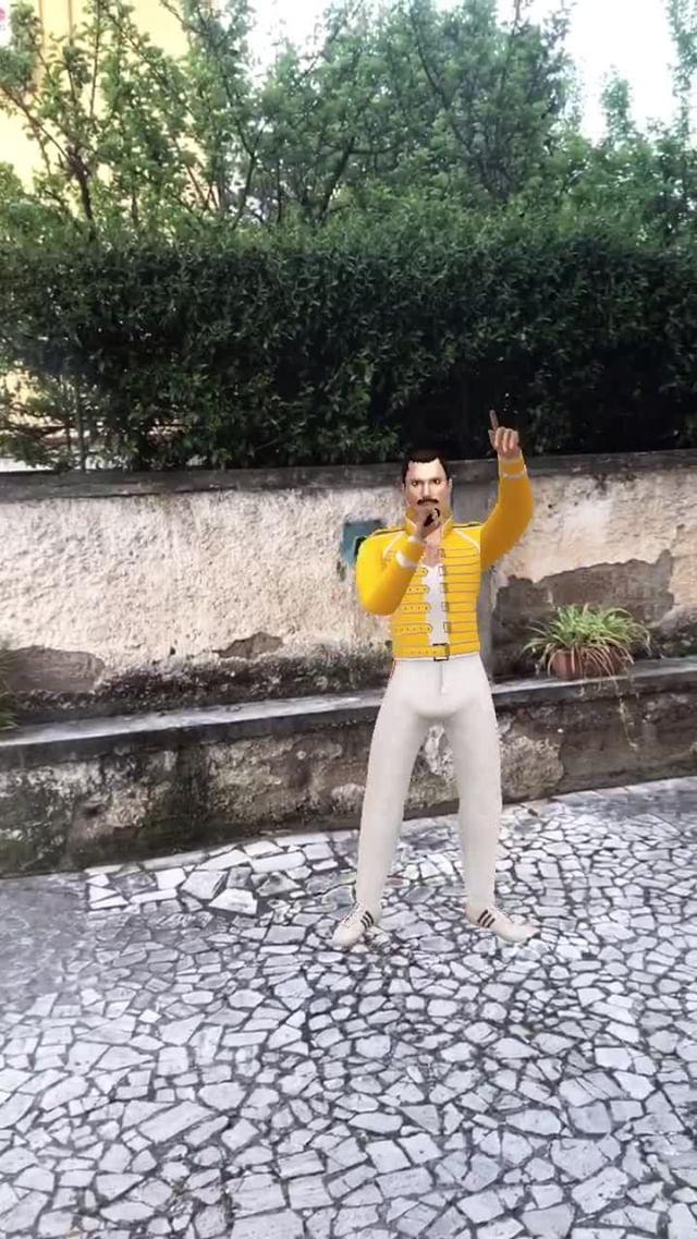 inboundingbox Instagram filter Freddie