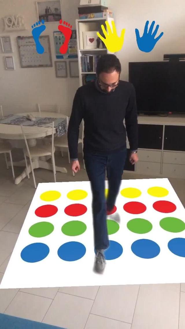inboundingbox Instagram filter Twister