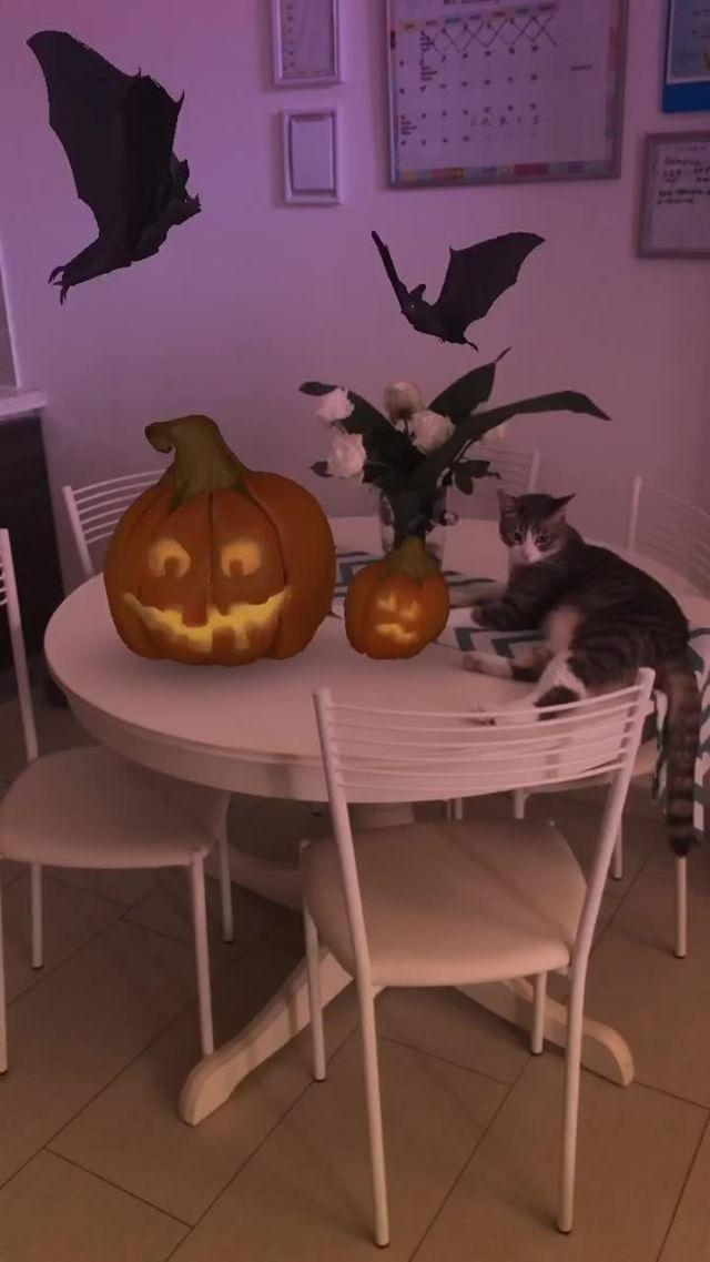 inboundingbox Instagram filter I've bought pumpkins