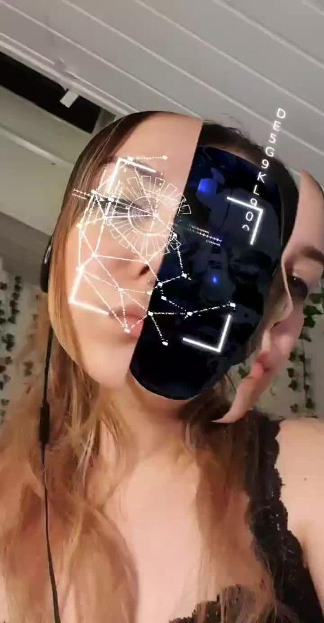 Instagram filter humandroid