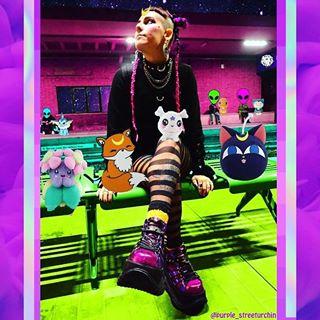 purple_streeturchin Instagram filters profile picture