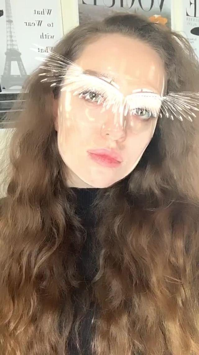 Instagram filter WINGS
