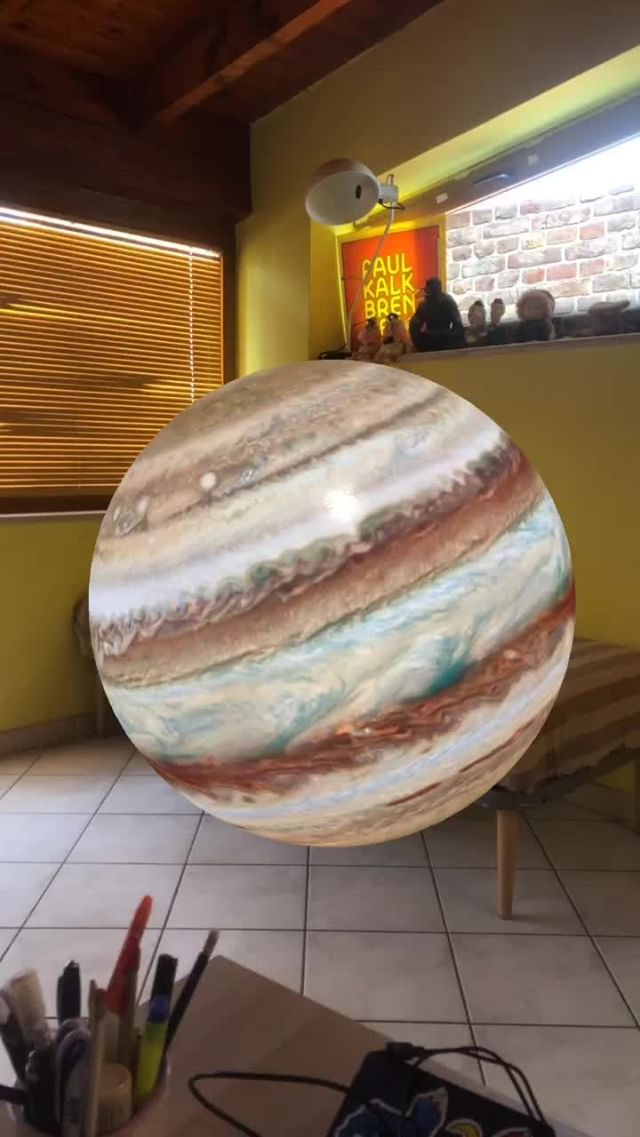 Instagram filter jupiter