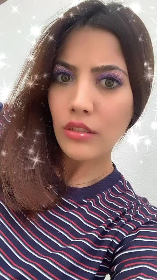 Instagram filter Sparkle in your eyes