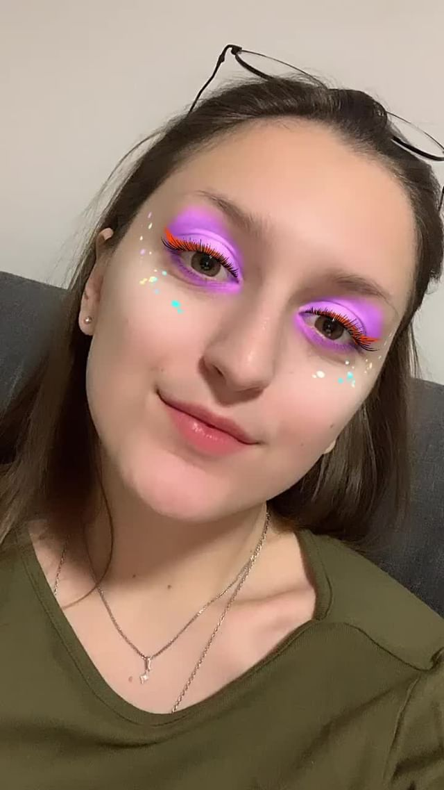 Instagram filter Euphoria MakeUp