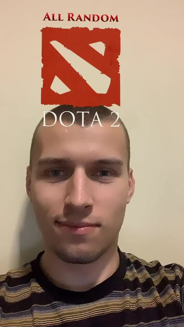 Instagram filter Dota2 all random