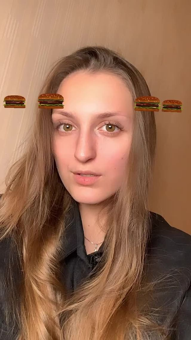 Instagram filter Burger