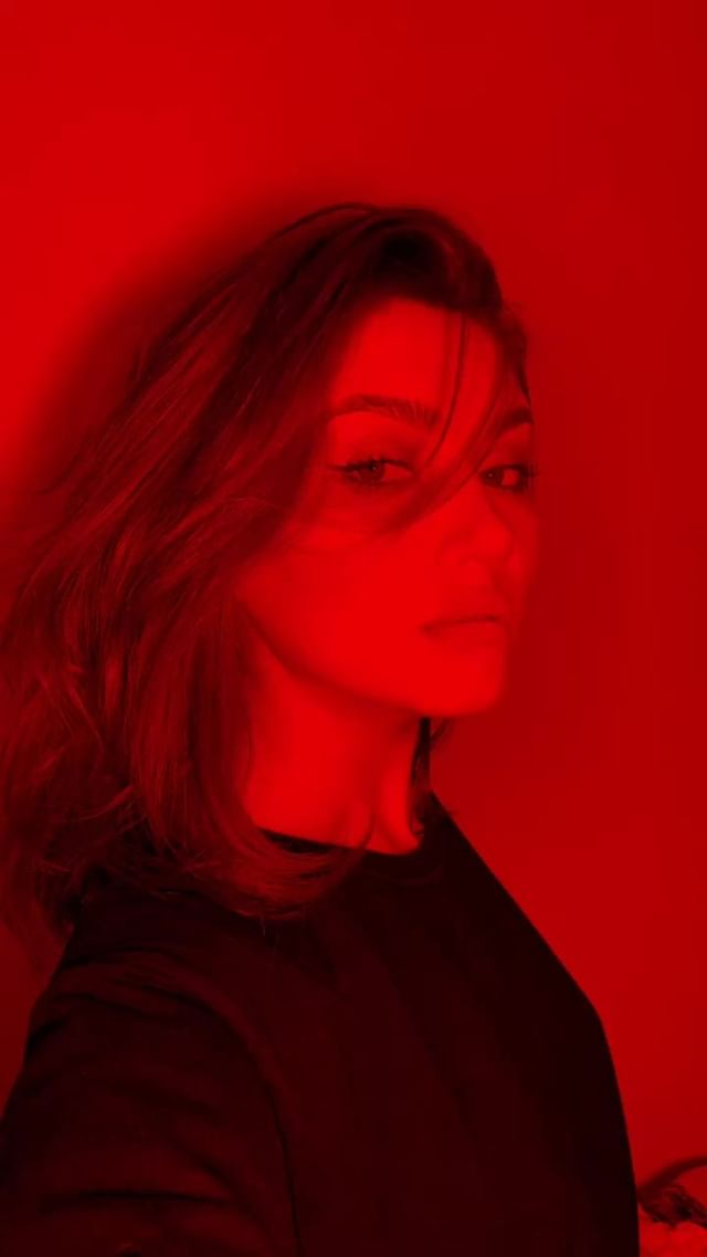 Instagram filter RED
