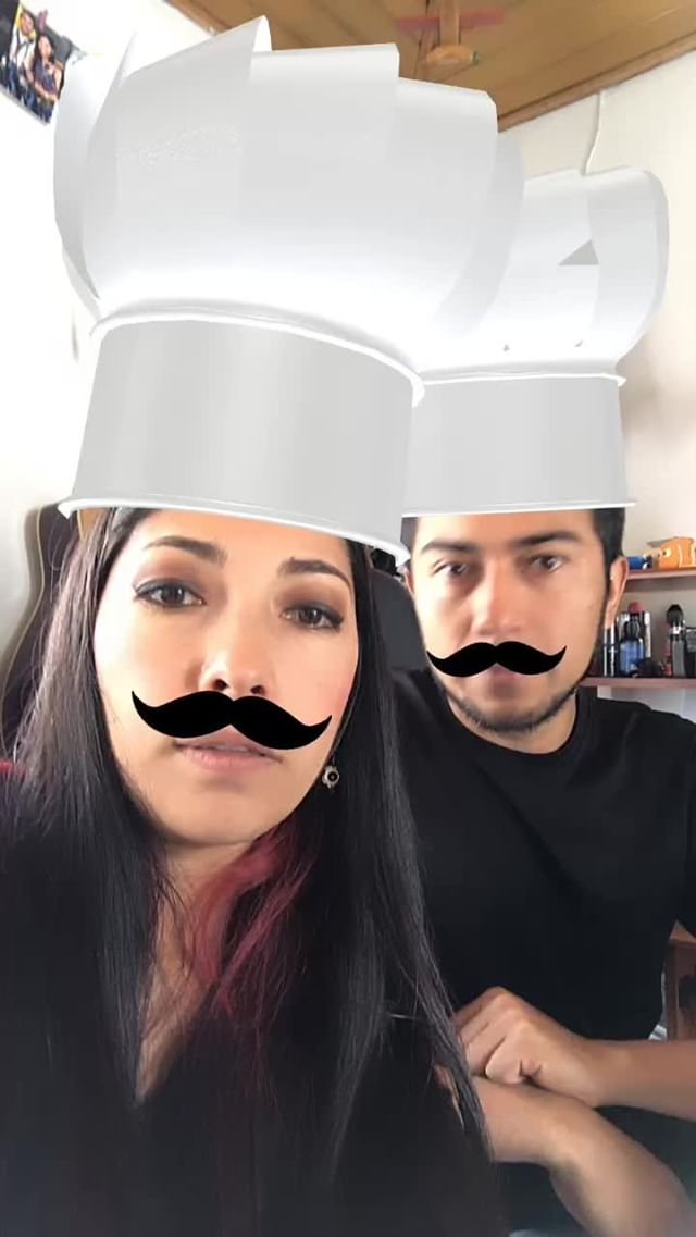 Instagram filter Chef