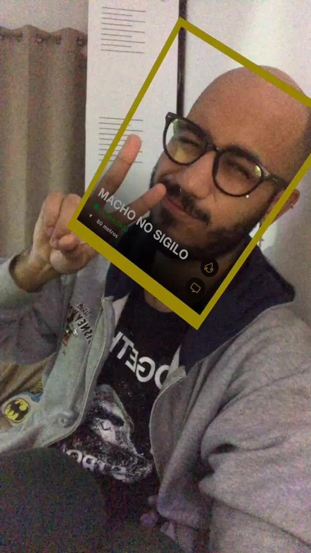 Instagram filter No Sigilo