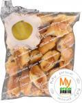 Печенье Рулетики с яблоч джемом Кулиничи 300г