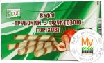 Трубочка Экопродукт с орехами на фруктозе 200г Украина