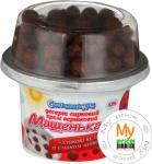 Десерт творожный Смачненький Машенька злаковые шоколадные шарики 5% 155г Украина