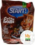 Сухі сніданки Start Кульки з какао 500г