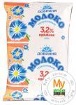 Молоко Добрыня топленое стерилизованное 3.2% 900г пленка Украина