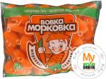 Морковные палочки Вовка Морковка 450г Украина