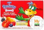 Сирок Растішка Персик,гуша,лісові ягоди 6*45г