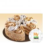 Торт Маковий зі згущеним молоком ваг. (Амстор)