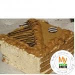Торт Медовик домашній пласт,ваг.(Амстор)