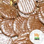Печенье Халсан Молочный каприз Украина