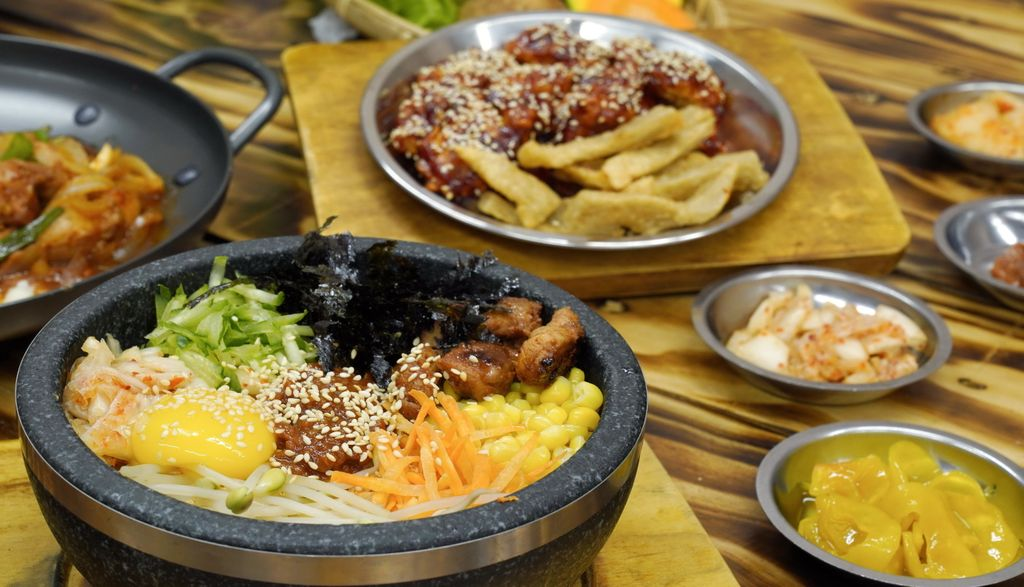 韓珍饌複合式餐飲