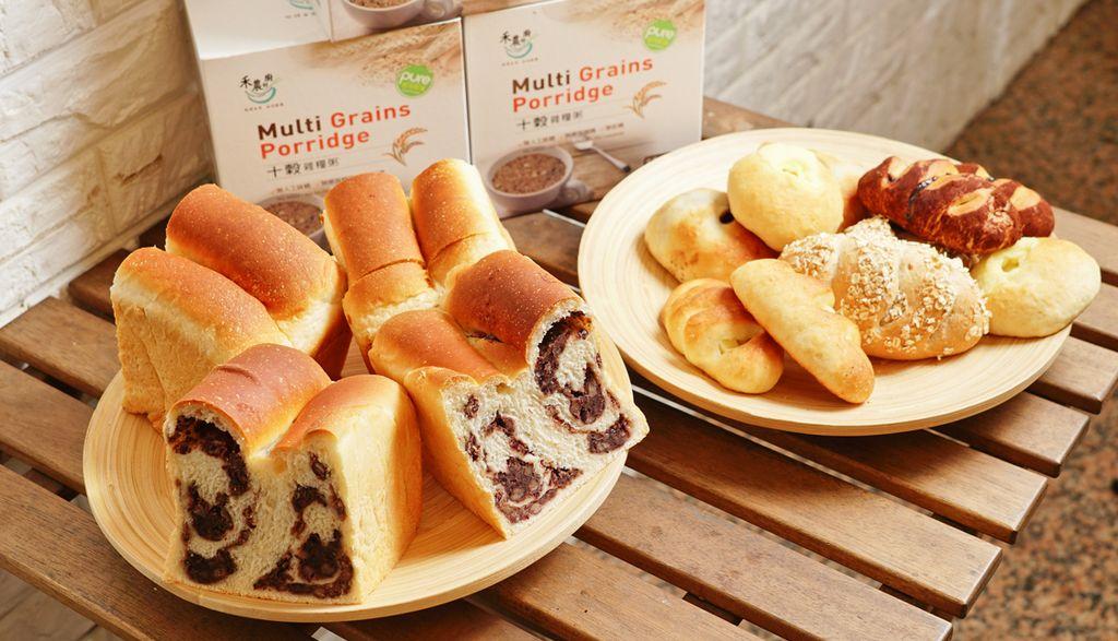 活菌酵母麵包
