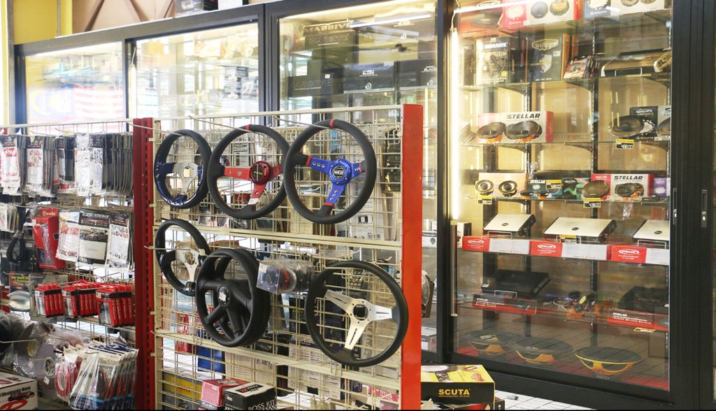 Seven Sound Car Audio & Accessories Enterprise