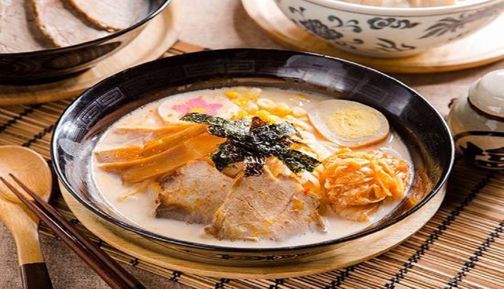 福井日式豚骨拉麵