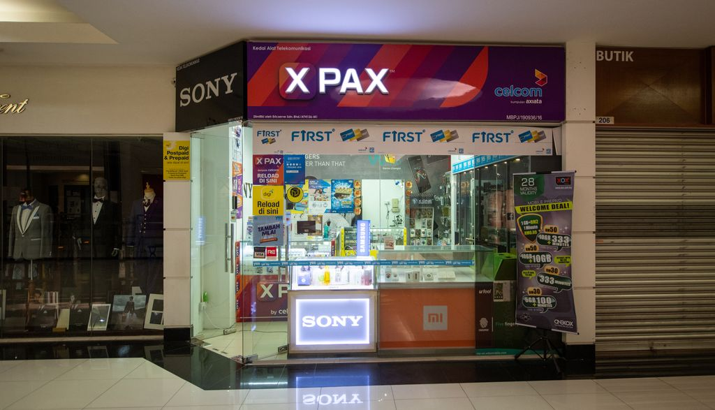 XPAX by Celcom Shop
