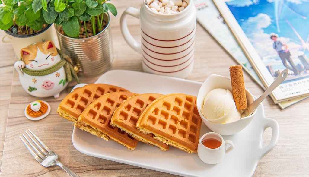 imWaffle 現烤手工鬆餅 宜大店