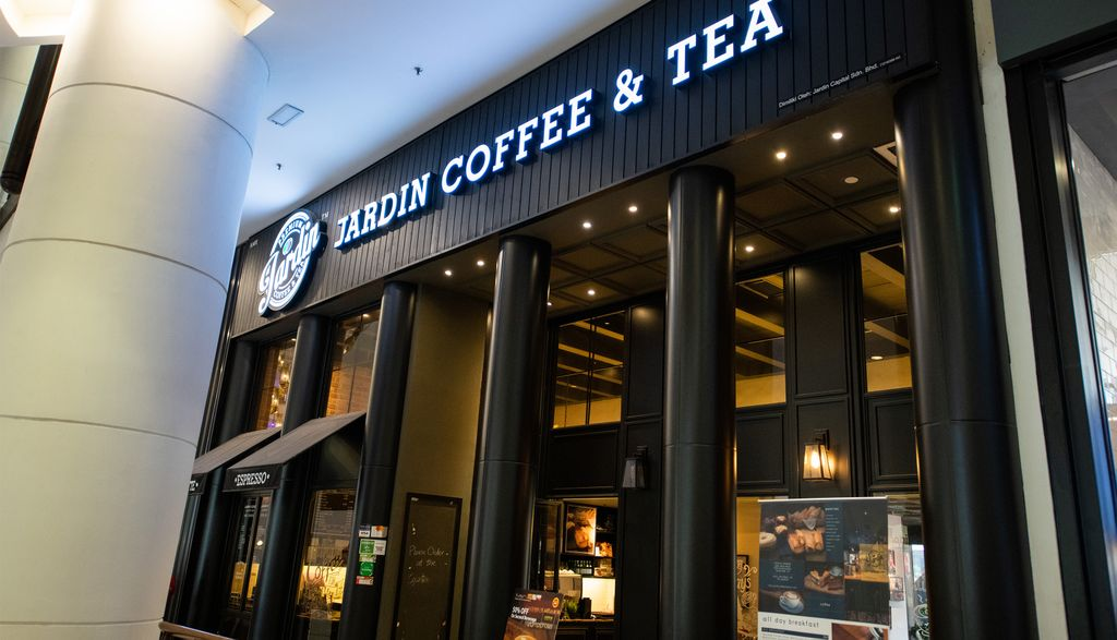 Jardin Coffee &Tea