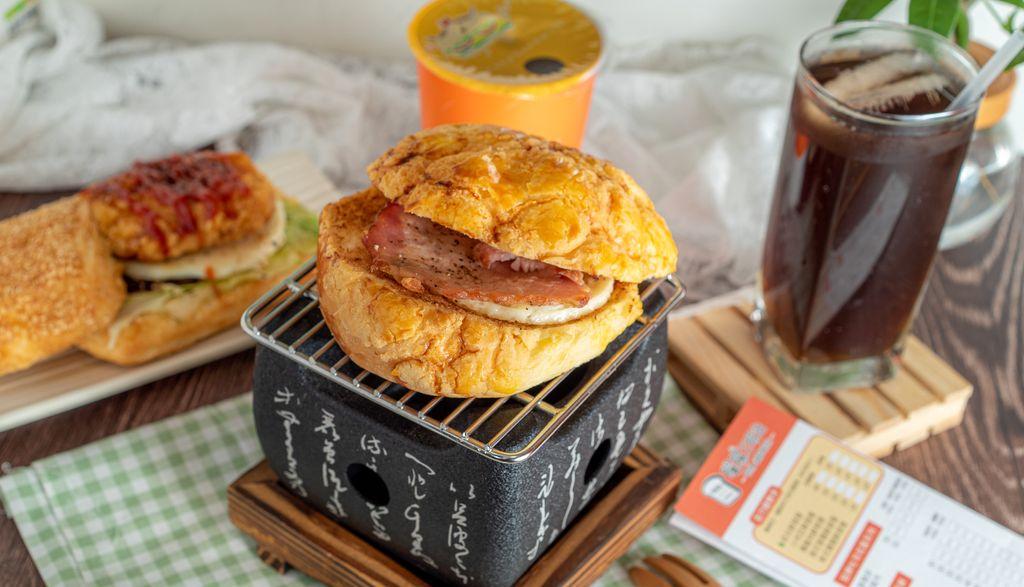 曜陽營養三明治