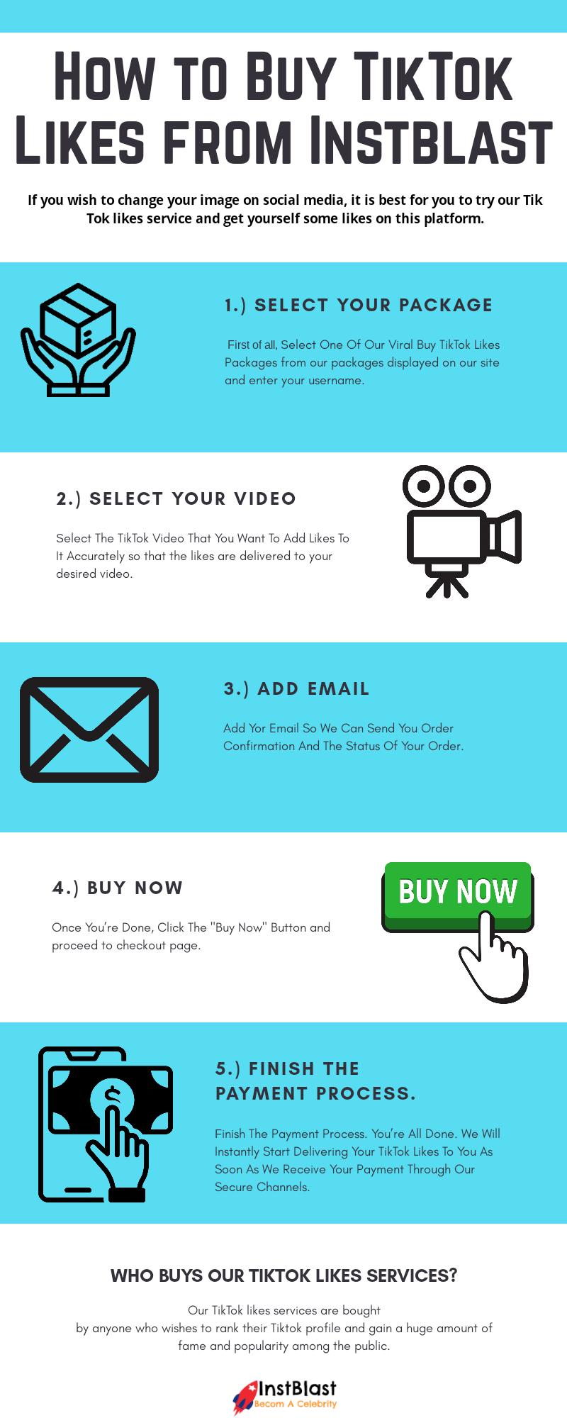 How to Buy TikTok Likes?