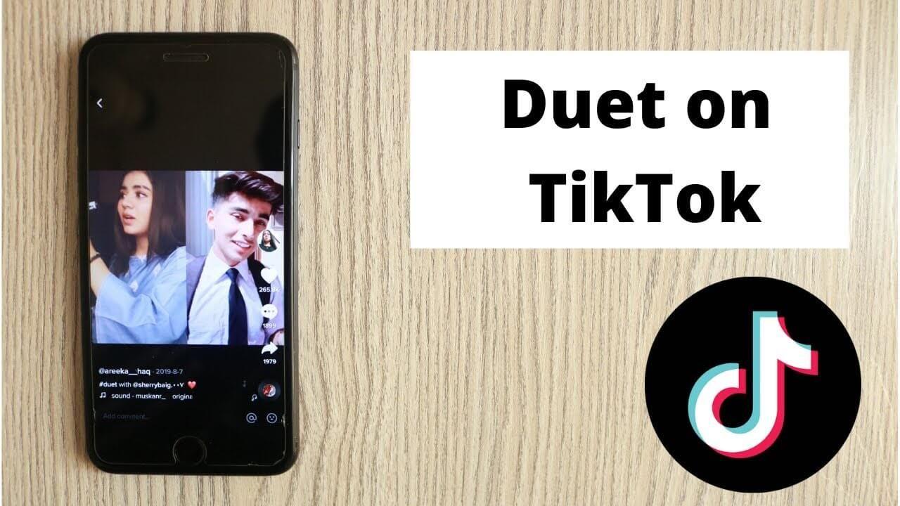 How to duet on TikTok?