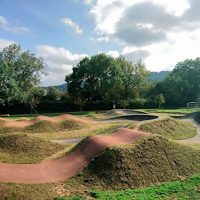 Burrows Field and BMX Pump Track