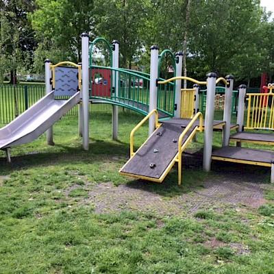 Naunton Park Play Area