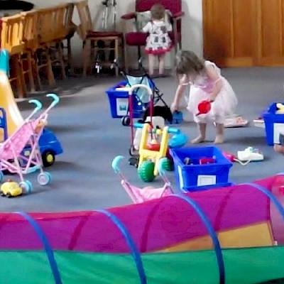 Prestbury Urchins Baby & Toddler Group