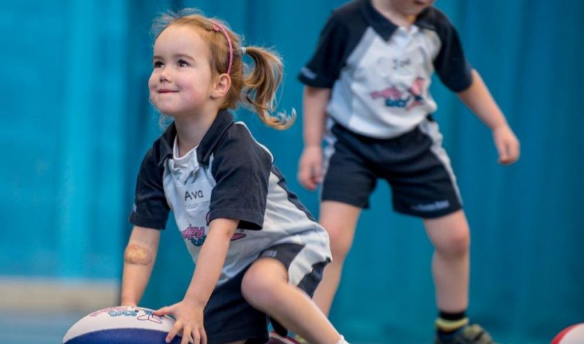 RugbyTots Bournside School